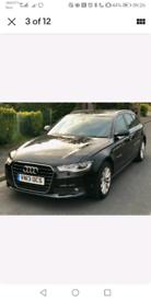 Audi A6 2.0L TDI SE, Avant, Black Metallic Colour - £7,500