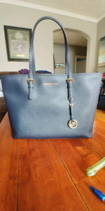 Michael Kors Saffiano Leather (Admiral) BRAND NEW! NEVER USED!