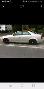 Cadillac cts 2005 full load 3.6 v6