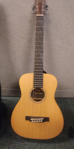 Martin Guitar LX1 - Excellent condition with extras