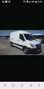 Mercedes.Dodge Sprinter 2008