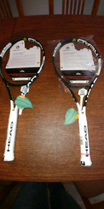 2 Head Graphene XT pro new tennis rackets