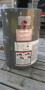 Point of use Rheem Hot Water Tank