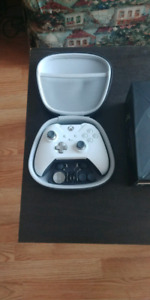 Manette Xbox One Elite blanche