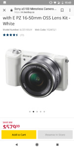 SONY A5100 PERFECT CONDITION