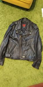 Leather Jacket Yamaha Star Motorcycles XL