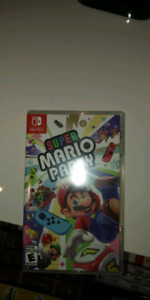 Mario party switch a vendre 70