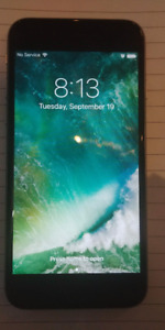 iPhone 6s 64gb like NEW comes with OTTERBOX