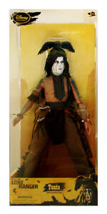 Disney Tonto Doll from The Lone Ranger 12