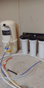 Complete home water treatment system