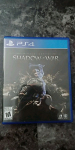 Middle Earth - Shadow of War