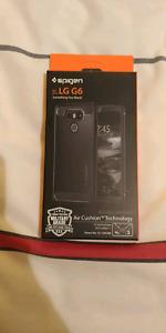 Spigen LG G6 Air Cushion Technology Rugged Armor Case