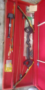 Vintage Browning Magnesium bow