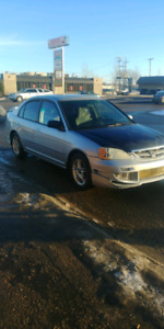 03 civic 217km. Trades welcome