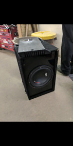 Mtx Thunder Pro 2 Subwoofer and Amp Combo