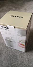 BRAND NEW!! Salter Yoghurt Maker 1L