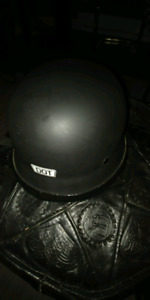 2 casque moto dot style allemand