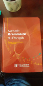Various French grammar reference & exercise books