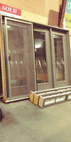 2 Complete Entry Door Sets with Transom Windows St. Catharines Ontario Preview