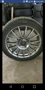 4 Bolt Rims and Tires