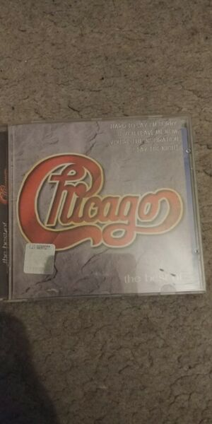 Chicago- the best of    CD