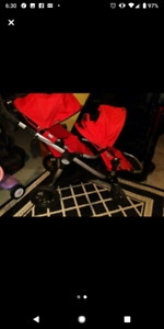 Double Stroller - City Select