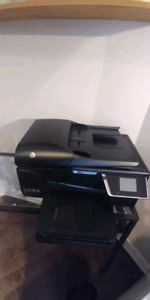 Printer/scan/fax/copy and web  HP