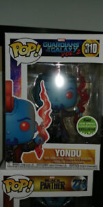 """Mary Poppins"" Yondu POP! Figure ECCC exclusive! Rare!"
