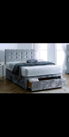 FREE DELIVERY -. Divan bed all colour