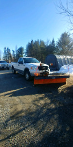 2006 ford f150 with plow