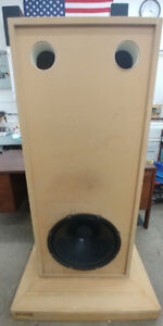 """GIANT 18"""" HOME THEATER SUBWOOFER"""
