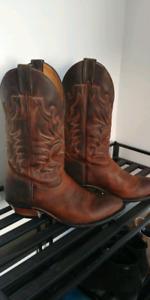 Botte de cowboy * boulet *