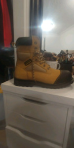 Altra industrial men's work boots size 11