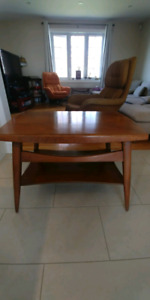 Pair of mid century side table