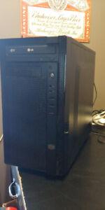 PC GAMER INTEL i5-4670K + GTX 1060 6GB + SSD + HDD 1TB + JEUX