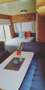 Viscount 18' caravan (21' with drawbar) with toilet Newcomb Geelong City Preview