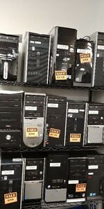 Computers for sale - mixed batch