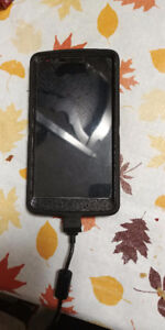 LG G3 Virgin with Otterbox Defender Case