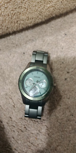 Womans Fossil watch