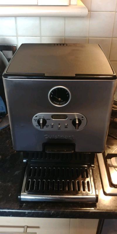 Cuisinart Coffee On Demand 12 Cup Programmable Coffeemaker In Southsea Hampshire Gumtree