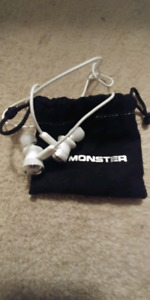 Monster Clarity HD earbuds