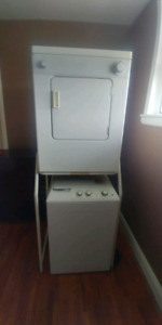 Apartment size DRYER /stacking rack