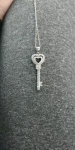 Key necklace from peoples
