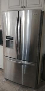 Appliances - 4 Piece - Fridge, Stove, Wall Oven, Dishwasher