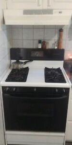 ===Cheap===Good gas stove, gas dryer and fridge for sale