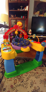 Exerciseur Fisher-Price Intellitainer Activity Center Excellent