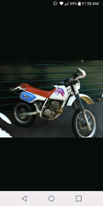 Wanted project xr 200 or 250 or xl 185 etc
