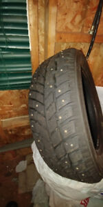 Various Winter Tires For Sale