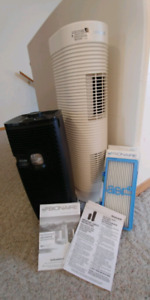 2 air purifyers used for 3 months VERY EUC