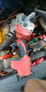 M12 milwaukee tube/ pipe cutter. 2inch hvac